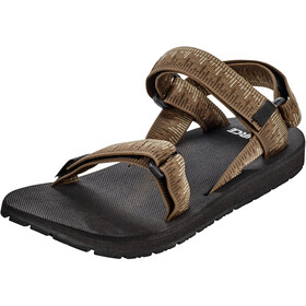 SOURCE Classic Sandalen Herren volume brown